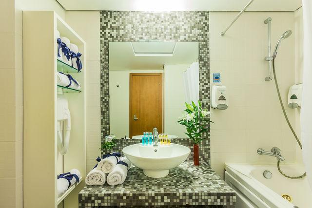 Anastasia Resort & Spa - junior suite s pogledom na more