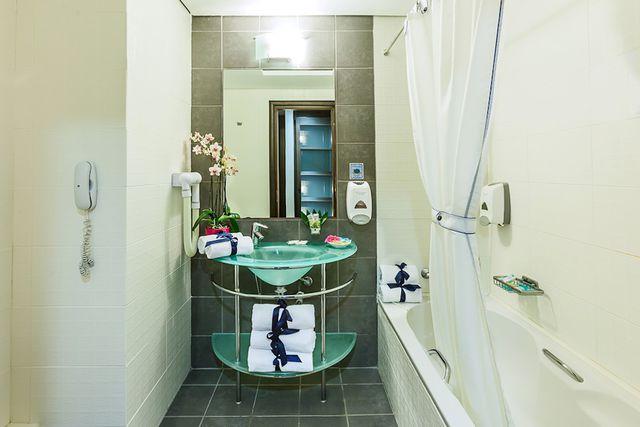 Anastasia Resort & Spa - camera dubla cu vedere la mare
